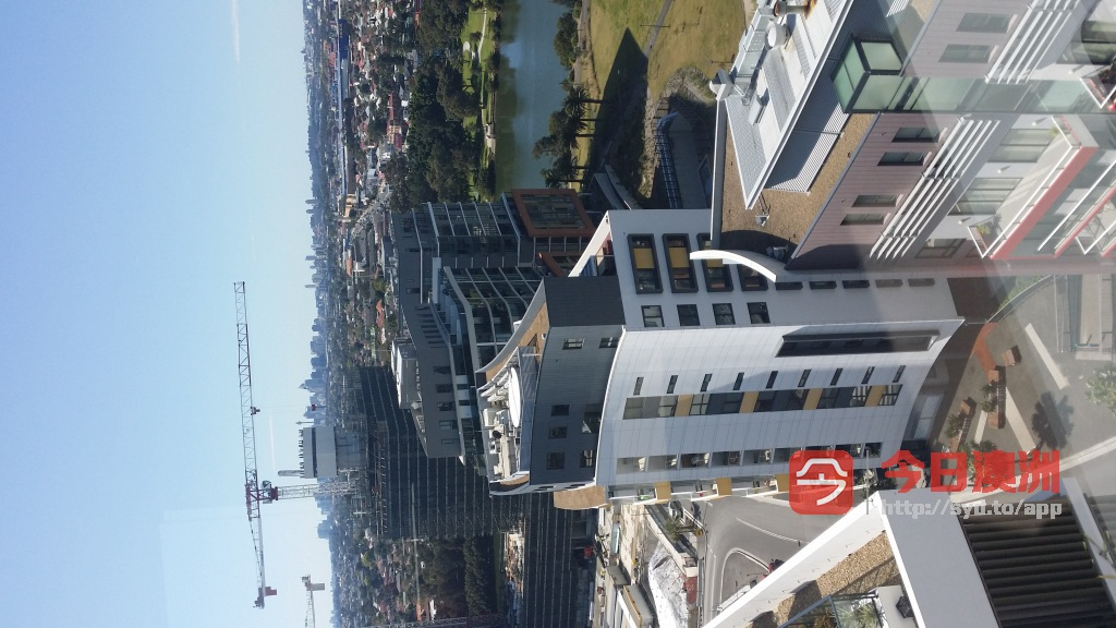 Wolli Creek 高层景观二房Apartment包家俱整套出租