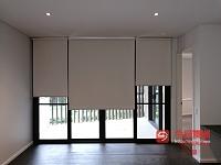 窗帘纱门纱窗铝合金玻璃围栏扶手窗淋浴房玻璃