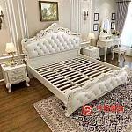 全新欧式床 特惠活动中 多功能储物床卧室套件 高端时尚高端品质