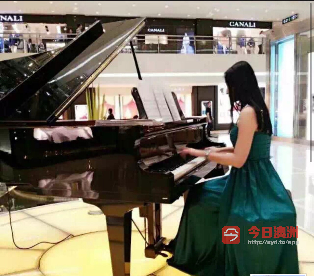 一对一钢琴教学