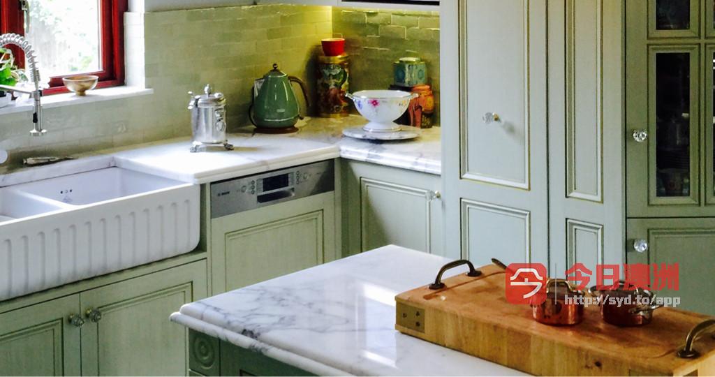 Kitchen Net 精英厨房装修 悉尼整体厨房 浴室 洗衣房专业公司 工厂直销