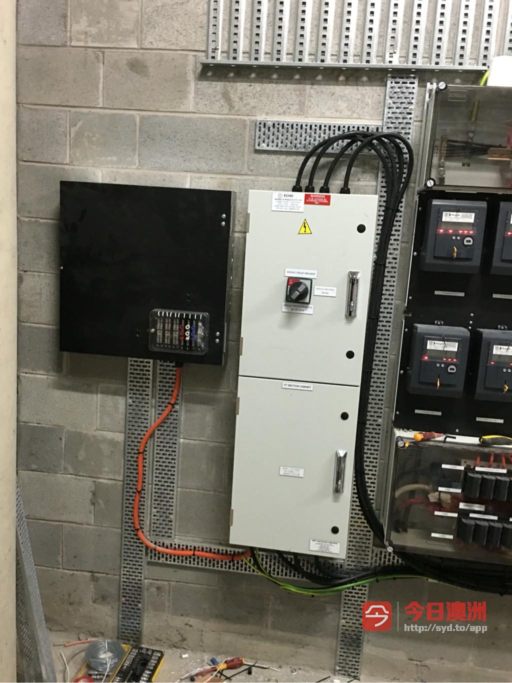 悉尼二级电工