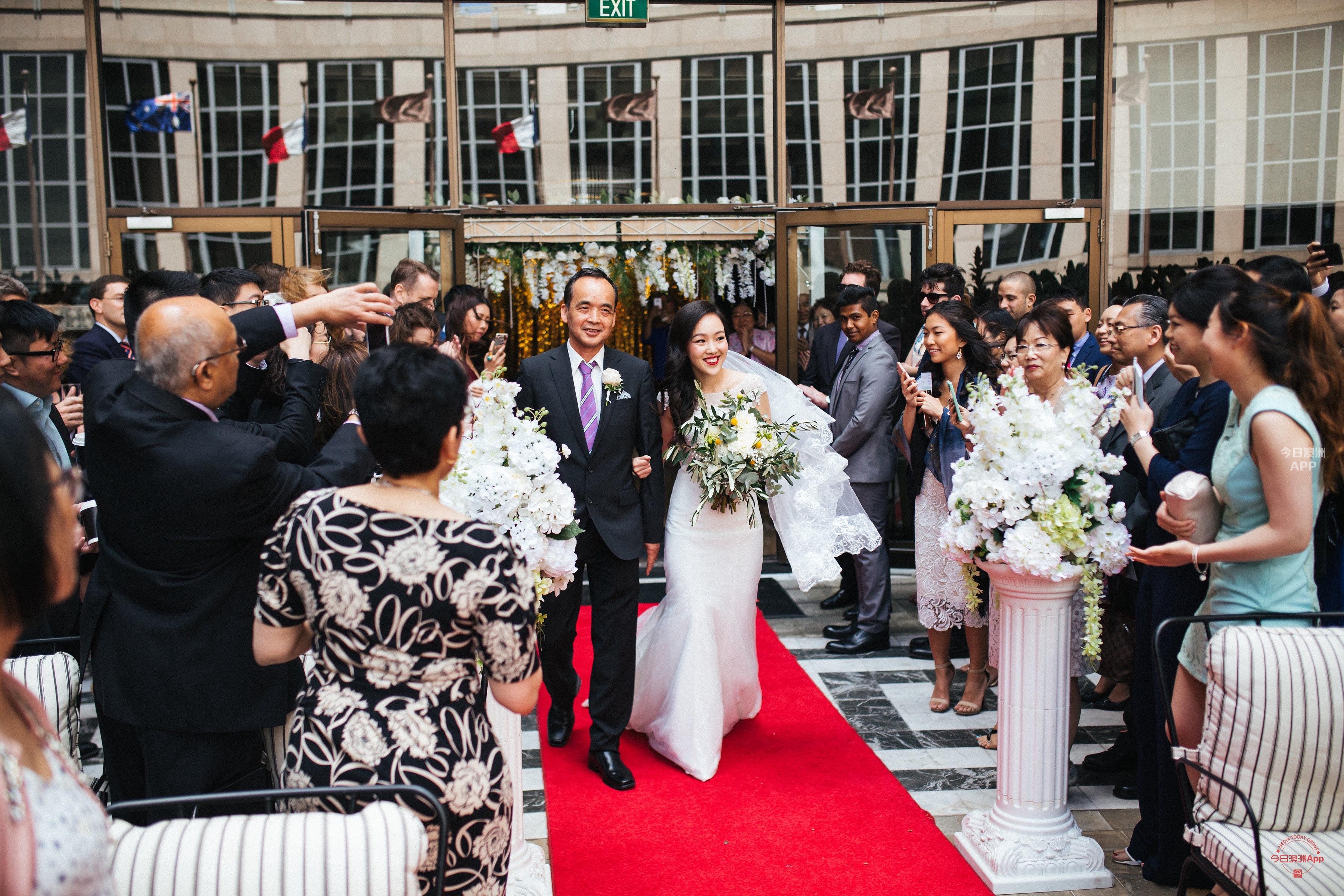 澳大利亞婚姻登記悉尼双语女注册官