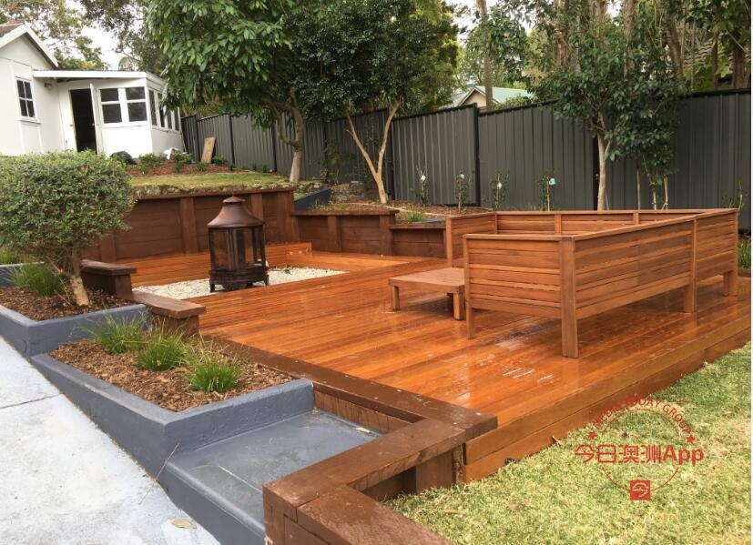 悉尼景观园艺 庭院设计与施工