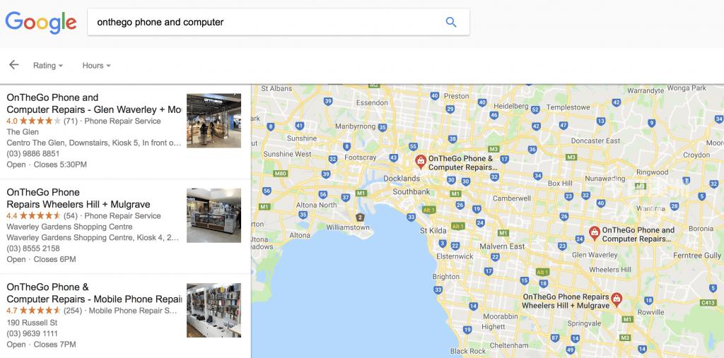 墨尔本电脑维修连锁City唐人街总店Bourke分店东南GlenWaverley和Mulgrave店