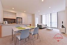 Rosebery   超新两室两卫 一车位公寓含家具家电整租 近UNSW 泰勒 800week