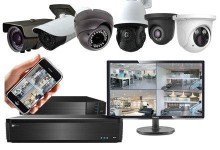 高清CCTV监控系统