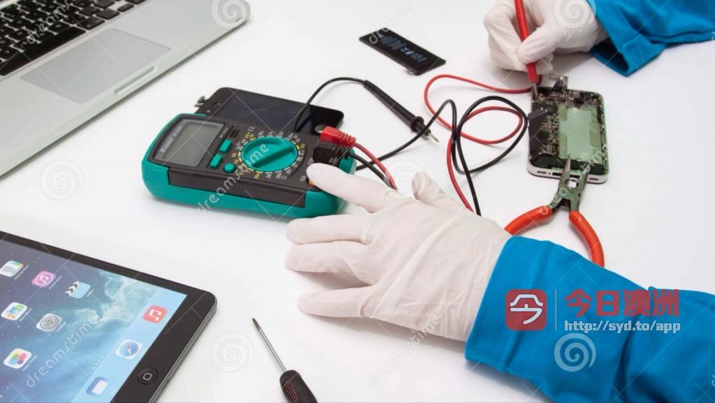 招经验手机维修销售员工