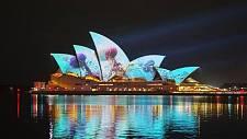 一年不如一年!悉尼灯光节人言啧啧,街头冷清(组图)