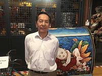 """父亲二战来澳坠入爱河,在唐人街开商场!澳华博物馆长王兴乡:""""批评中国是因为不了解""""(组图)"""