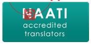 驾照翻译20 NAATI 文件翻译 保证有效 无效退款 微信au12312