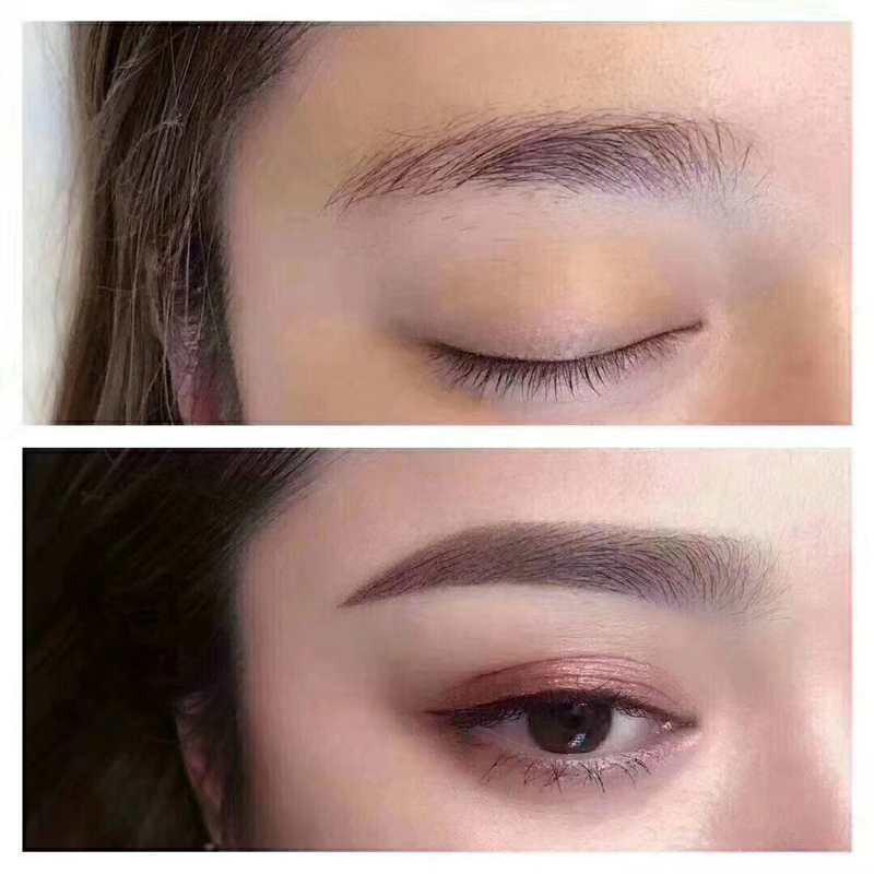 悉尼睫毛纹眉唇美瞳线 可提供上门服务