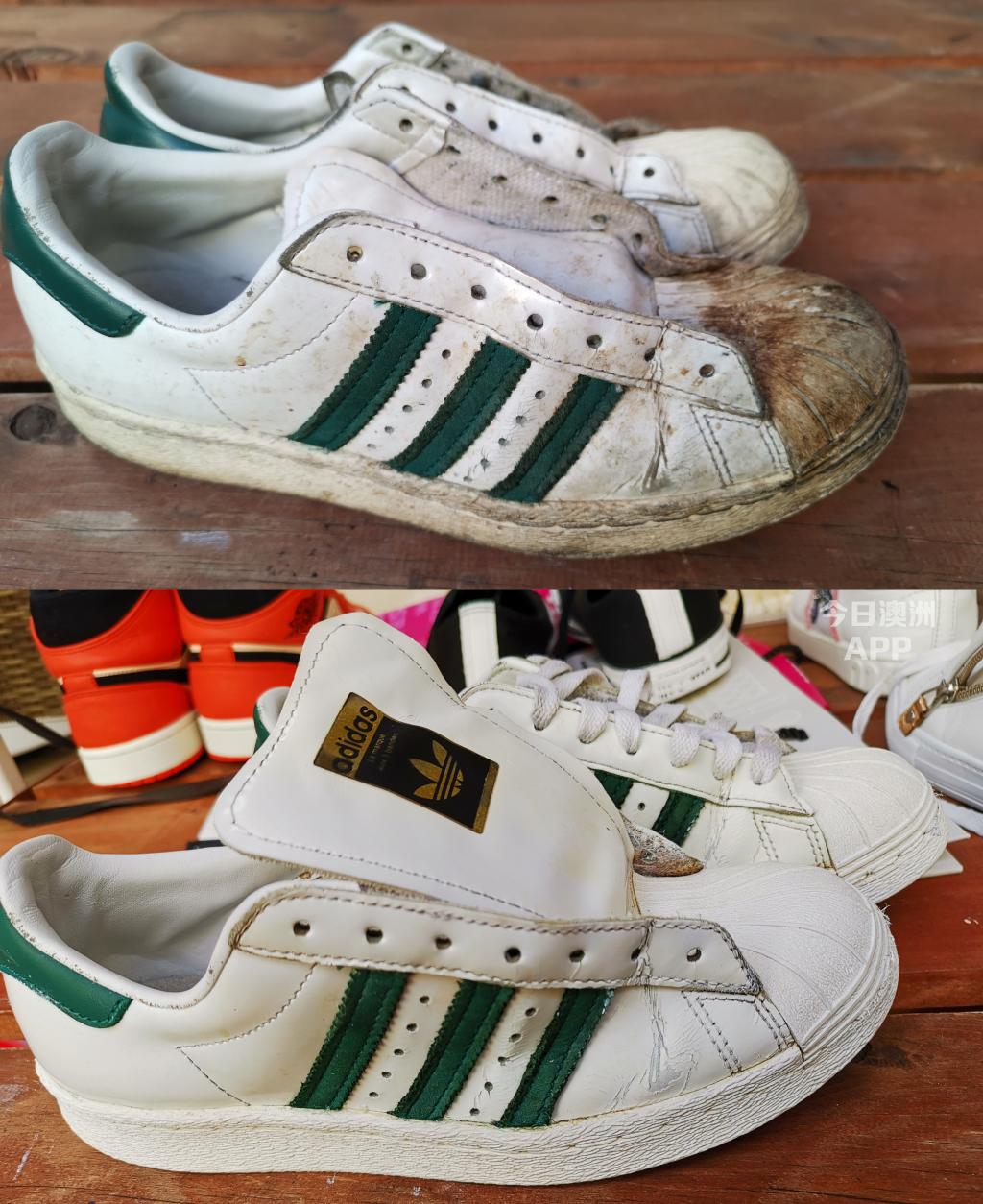悉尼专业洗鞋保养鞋子 价格便宜上门取送