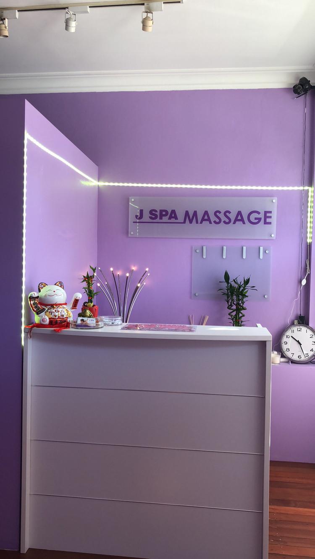 Rozelle 和 Campsie Massage