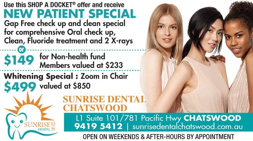 近40年 Chatswood金牌牙医牙科诊所