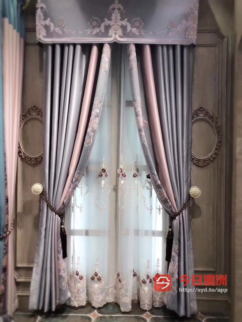 Ome 澳美窗帘 厂家直销  布艺帘 卷帘 垂直帘 防盗门纱门纱窗