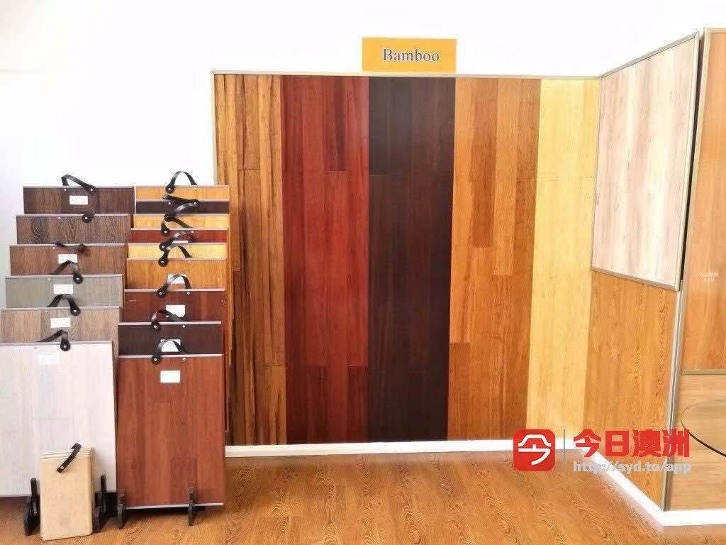 悉尼专业室内外地板安装维修 优质金刚板33每平起 专业瓷砖多年澳洲经验
