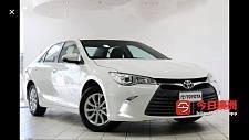 油电混合动力Toyota Camry