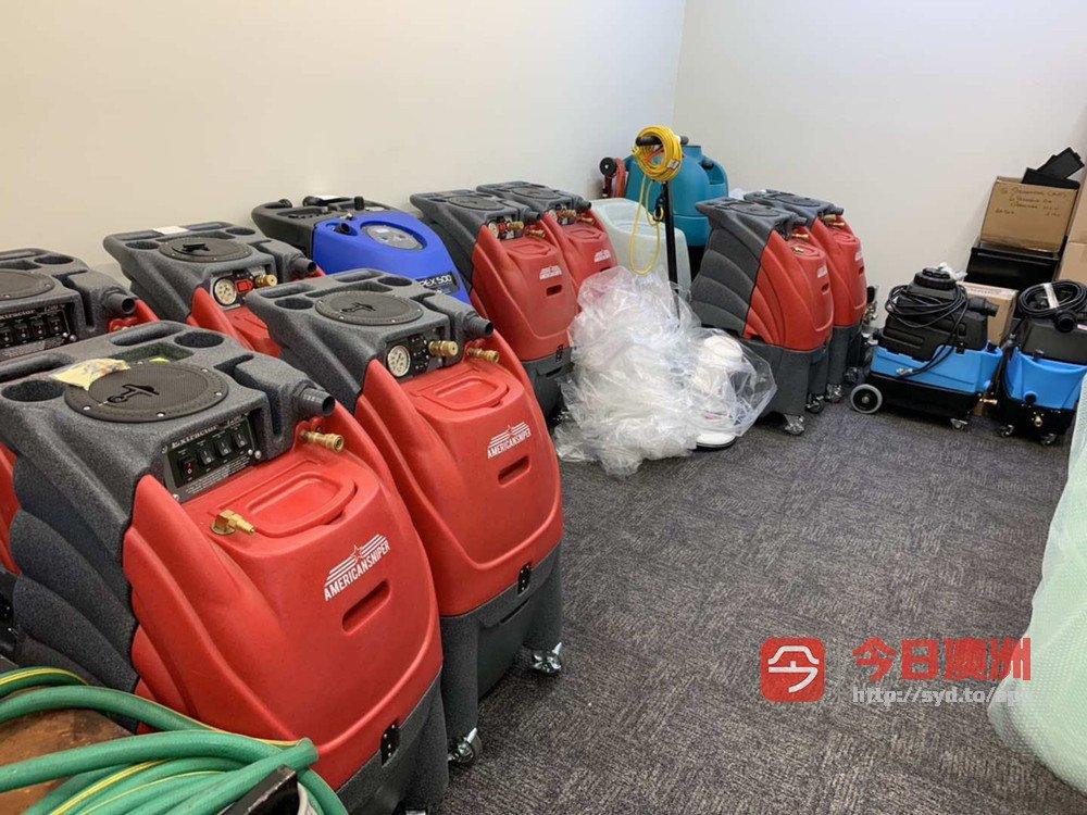 悉尼专业地毯蒸氣洗消毒及水浸修復