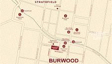Burwood  全新楼盘招租 两房