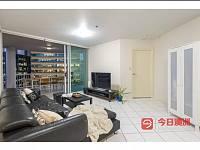 Brisbane 市中心3卧室2卫浴高级公寓2月14拎包入住长租一年