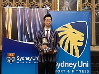 日本东京奥运疫情推迟至明年   杨旭有信心再度代表澳洲出征