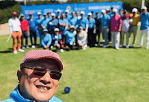 """华人球队参与公益马拉松""""最长的一天""""赛事"""