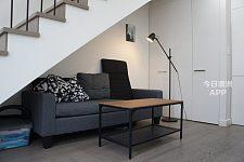 Waterloo  独特大户型复式1房加书房 带家具整租 8月入住