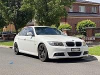 C1认证车源 10款 BMW 320i M sport 14万4kms 配置全 保养好 超高性价比