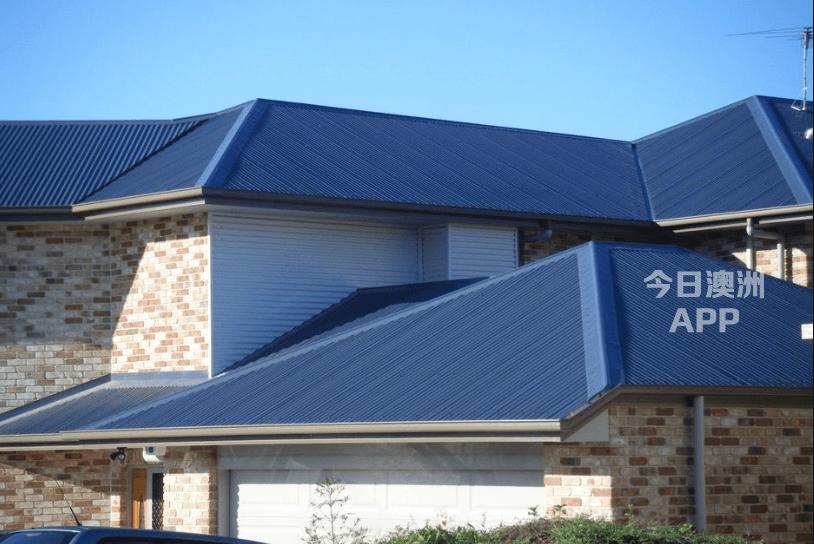 Colorbond屋顶安装及维修漏水