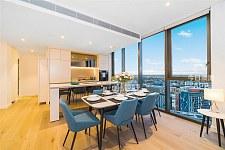 Haymarket 2房2卫整租悉尼唐人街情人港豪华270度海景房