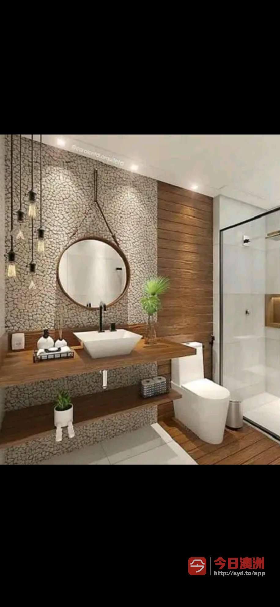 专业厨房翻新卫浴水管维修安装等等