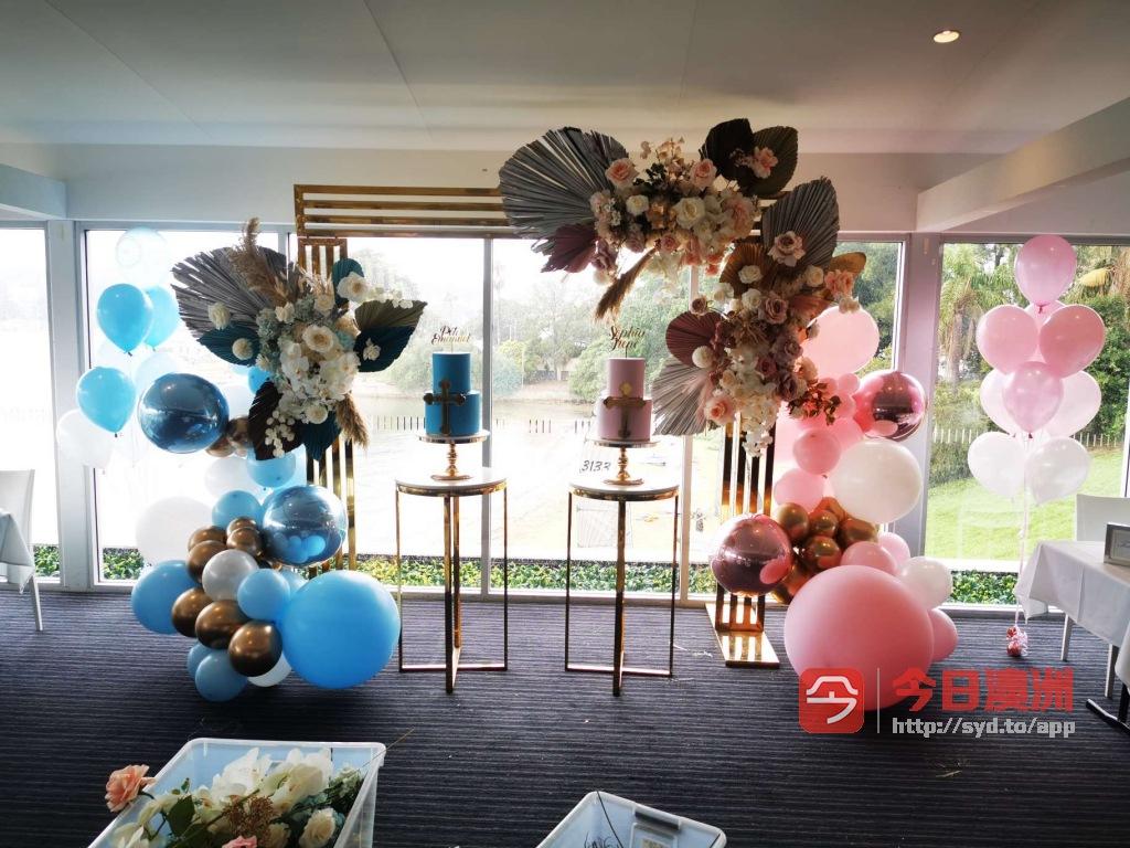 十年老店生日婚礼主题气球装饰派对服装各类节日用品