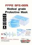 3 Ply Medical Grade Protective Mask