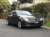C1认证车源 2010 Benz C250 AMG 9wkms 无事故 车况优