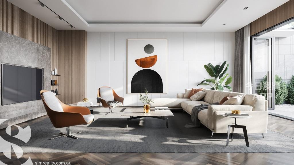 3D渲染 建筑与室内 效果图