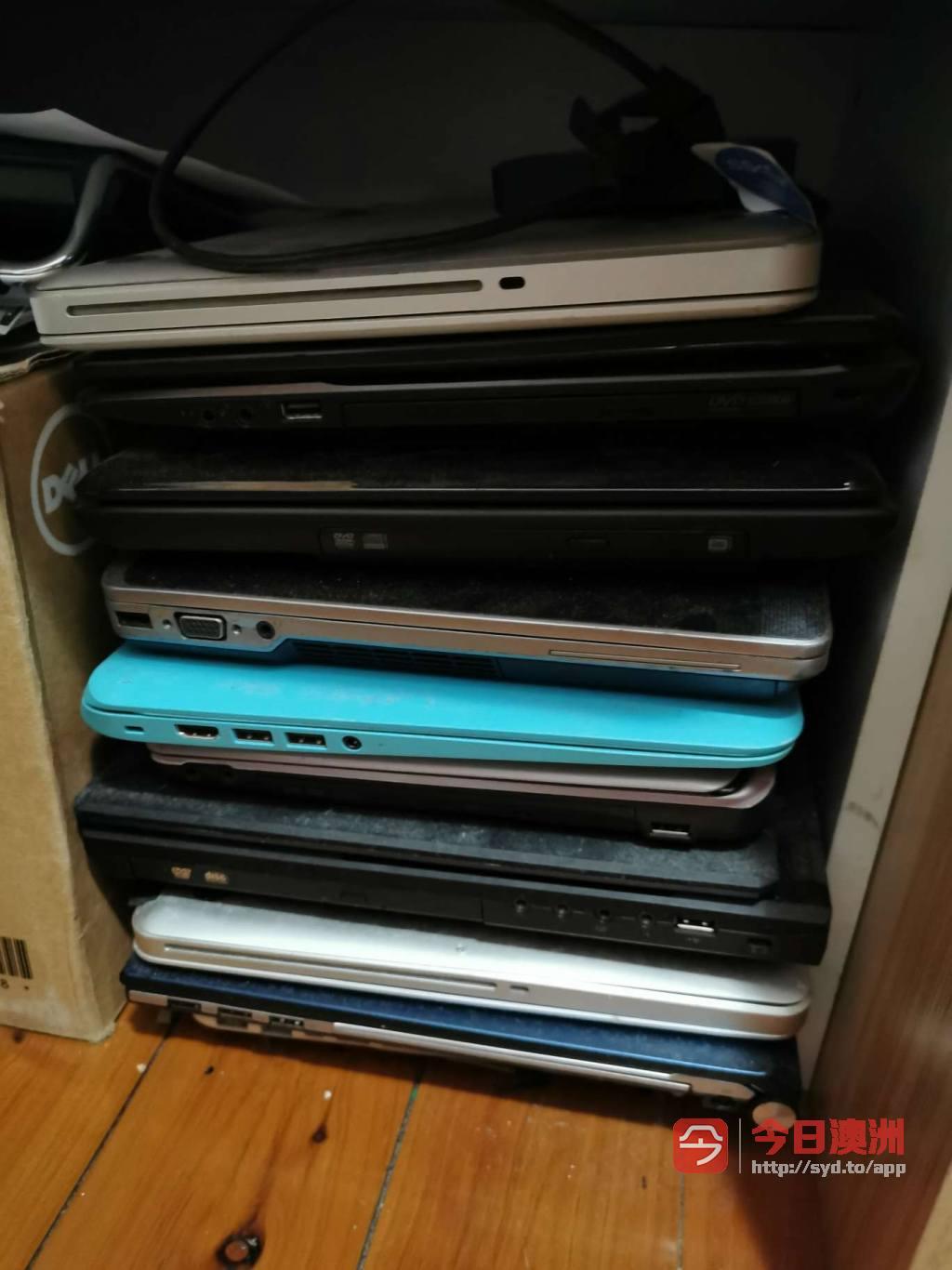 电脑回收专业上门回收电脑台式笔记本好坏都收