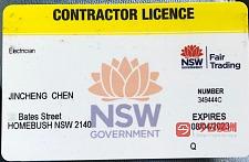 专业电工多年澳洲本土经验