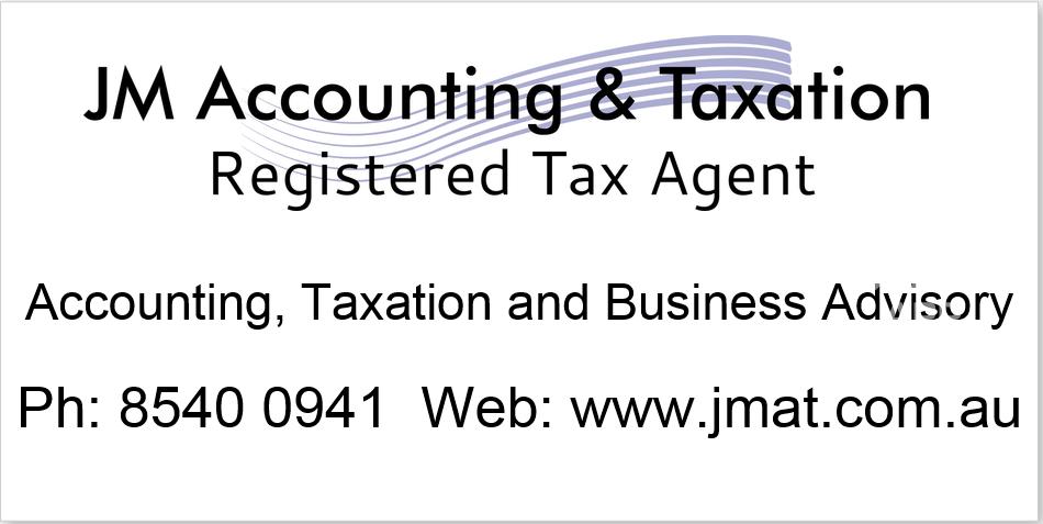 Burwood JM会计师事务所提供会计税务服务
