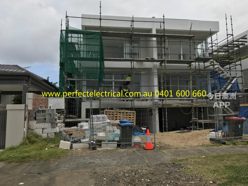 悉尼电工 完美专业 0401600660 David 电工执照号 347679C