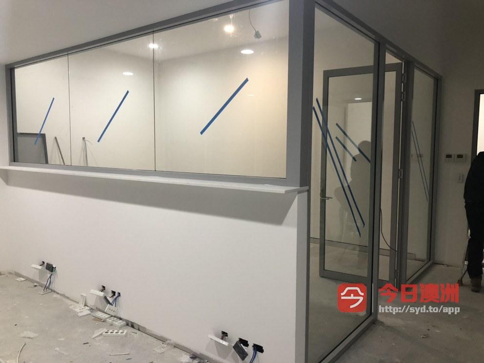 专业玻璃安装