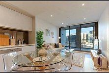 Haymarket INSTA与现代2房1卫 免1周租金750pw带家具