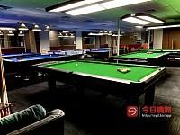 Rhodes 台球厅台球麻将桌游撞球桌球