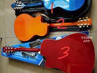 全新近新电木吉他 音箱 进口国产成人儿童小提琴电钢琴