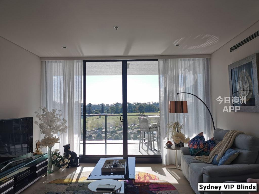 32年老牌悉尼高级定制布帘 纱门纱窗 百叶窗 卷帘垂直帘 防盗门等 全网最高性价比