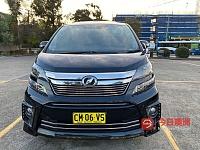 Toyota 2014年 velfire日本进口 35L 自动