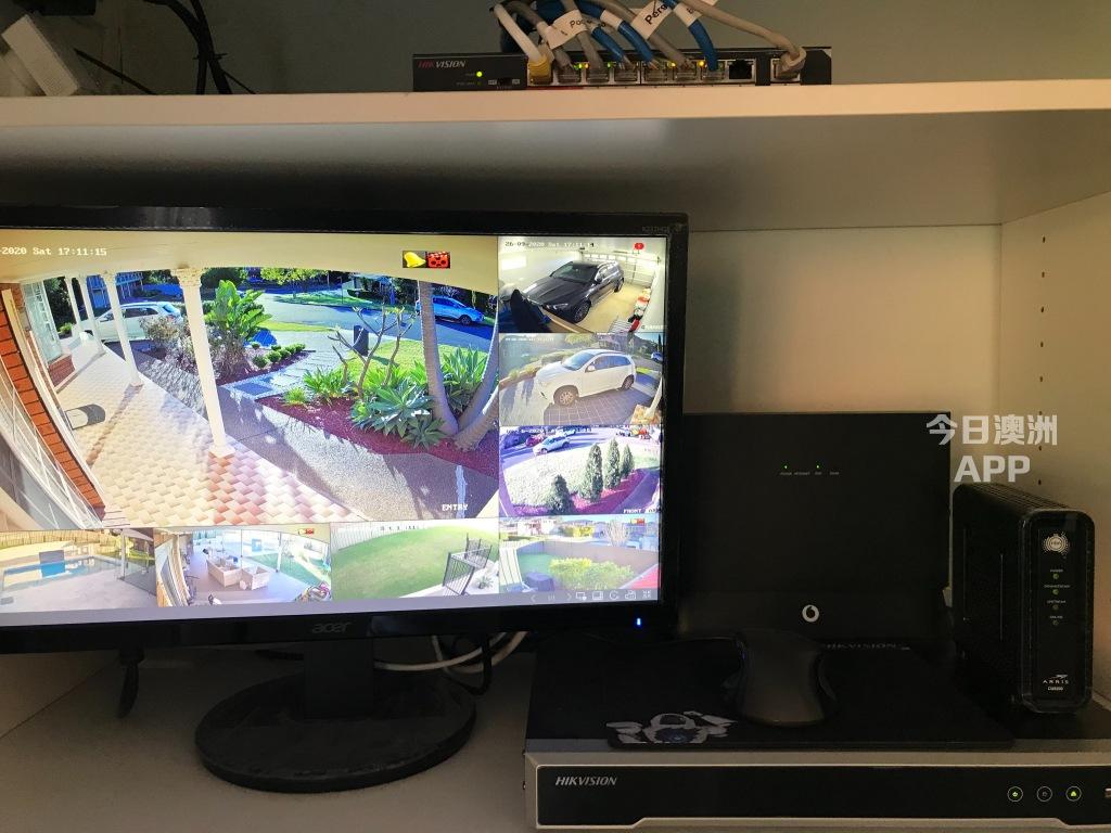家用商用监控设备CCTVAlarm销售安装维护检修