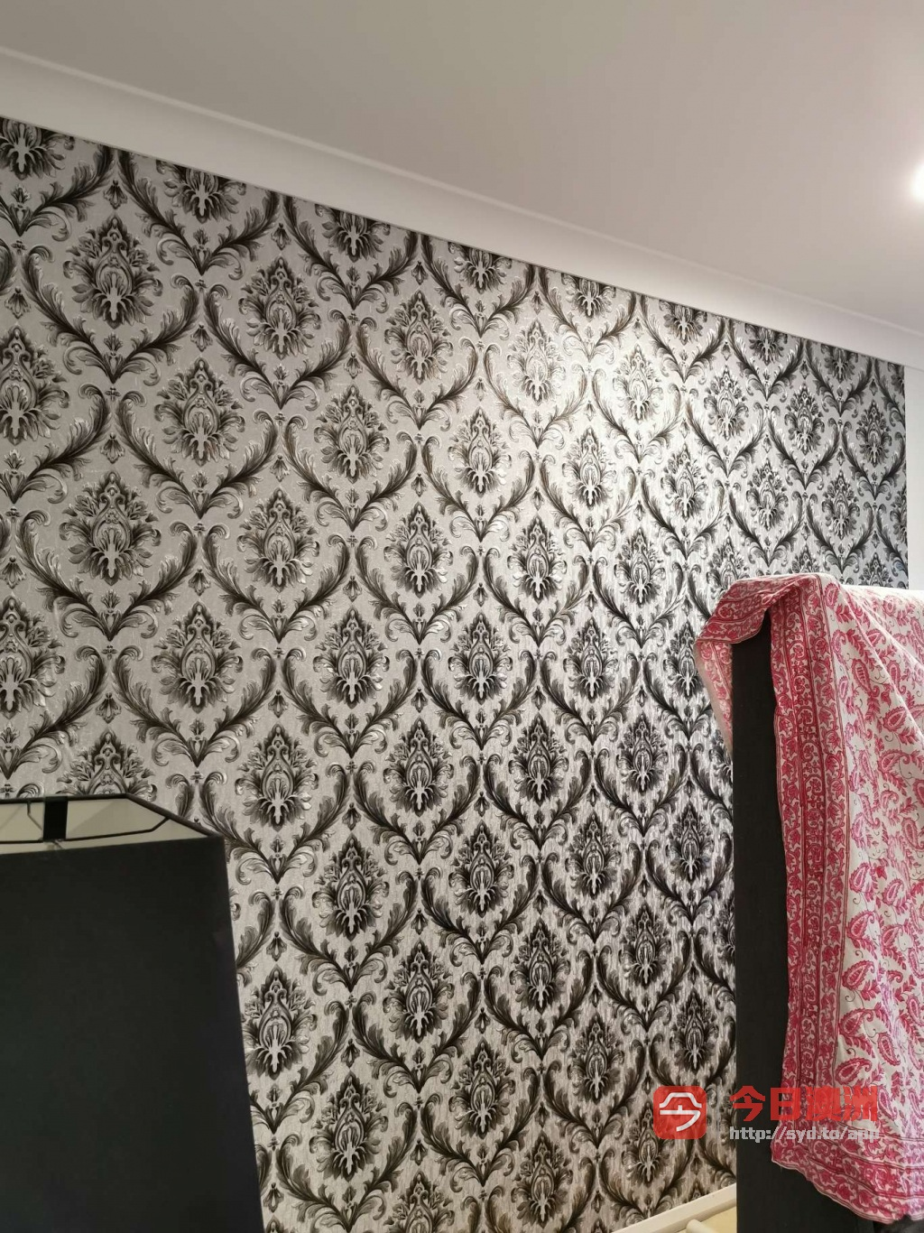 墨尔本专业销售和安装墙纸墙布壁画等等