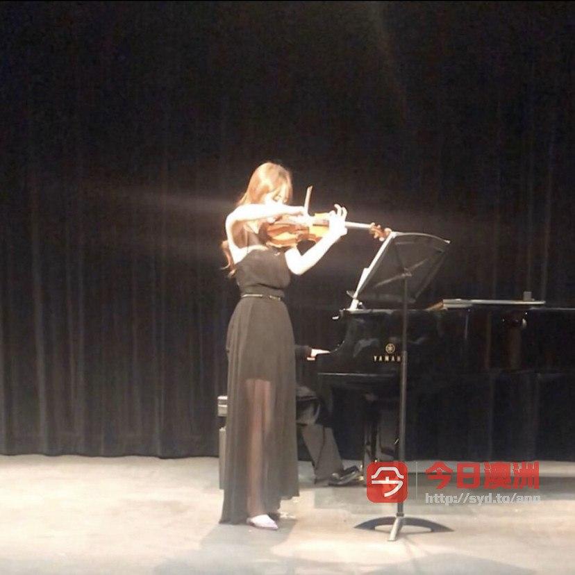 悉尼資深專業AMEB注冊小提琴老師 一對一教學