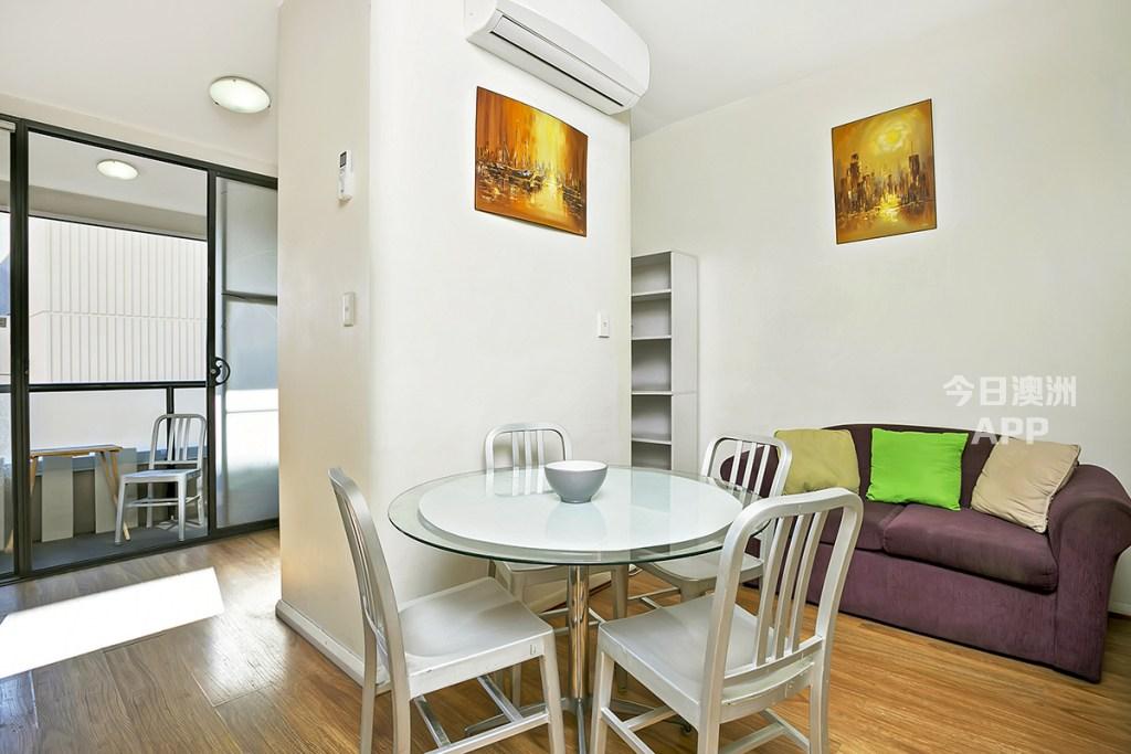 Chippendale 悉尼大学对面单人房间出租